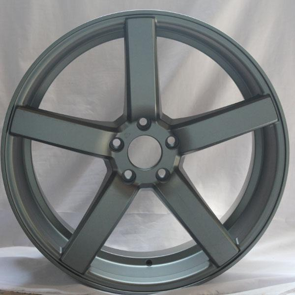 Flow Forming Car Wheel