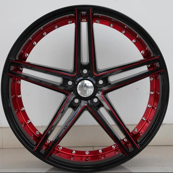 5 Lug SUV Wheels